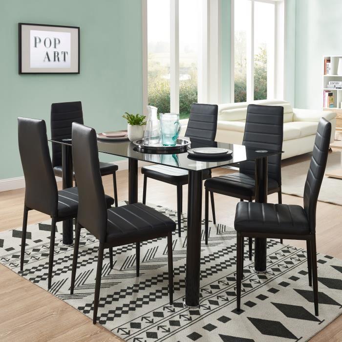 table et chaise a manger