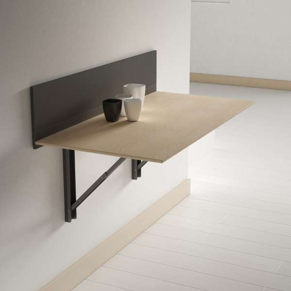 table pliable murale