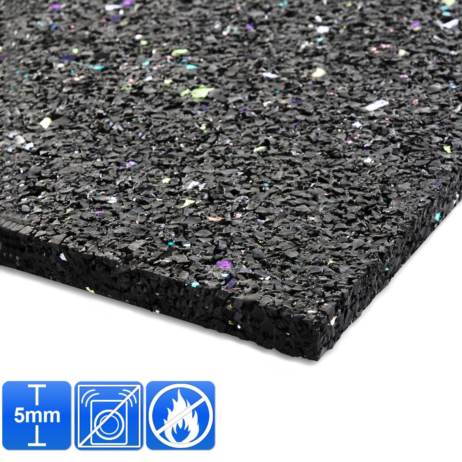 tapis anti vibration
