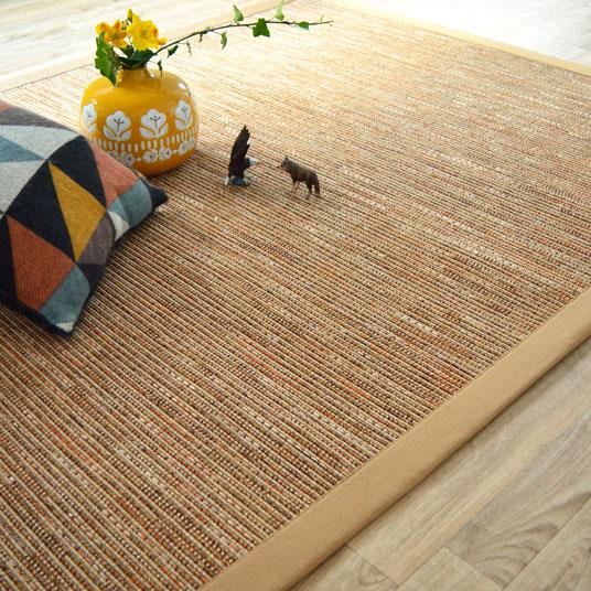 tapis tissé plat