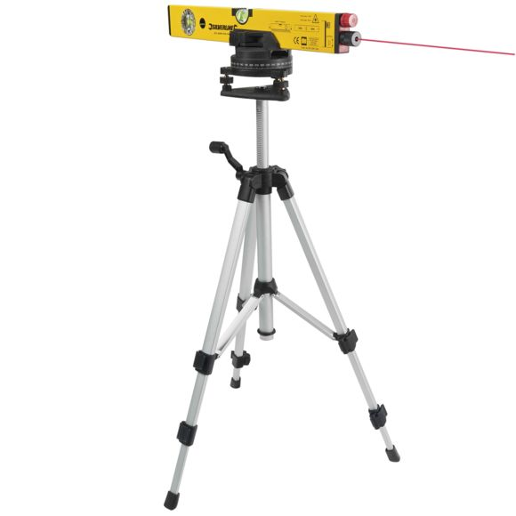 trepied niveau laser