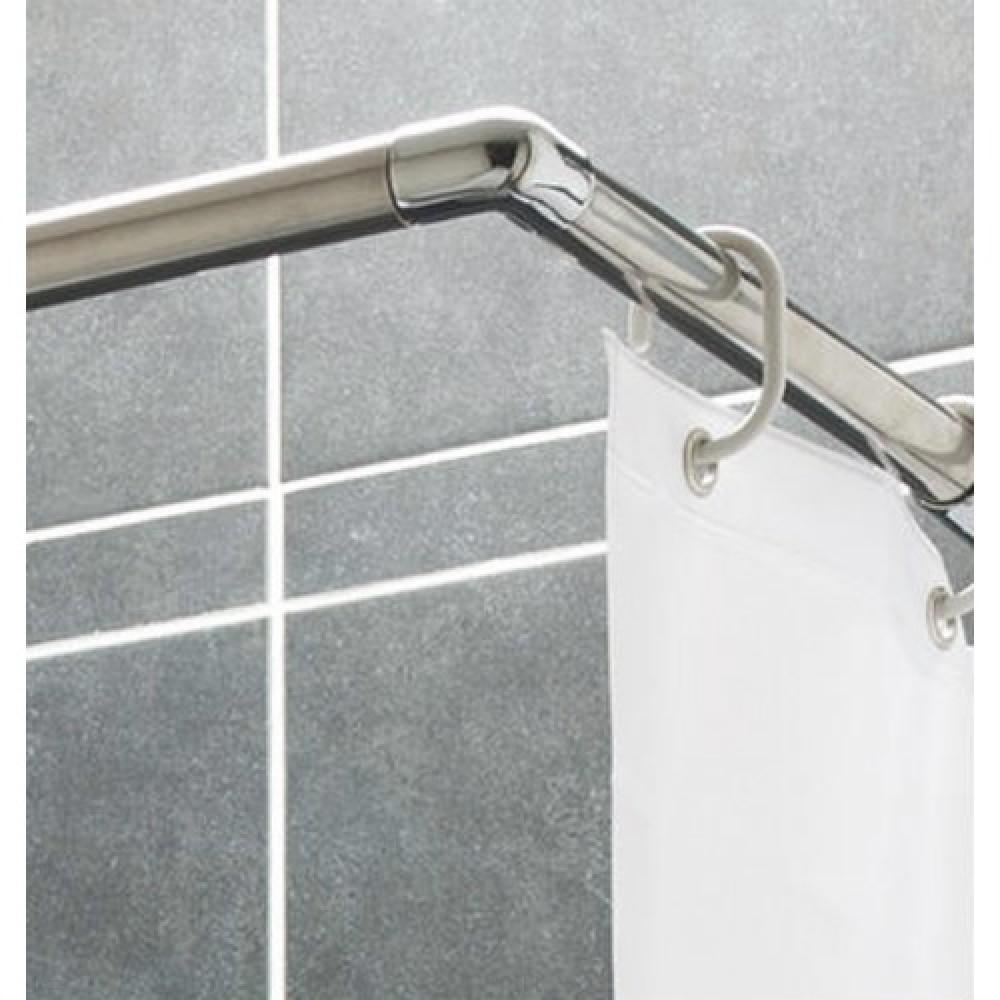 tringle à rideau de douche