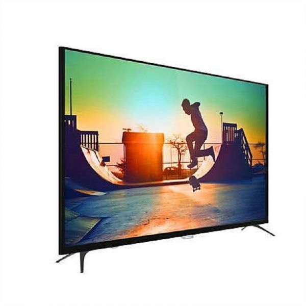 tv philips 4k