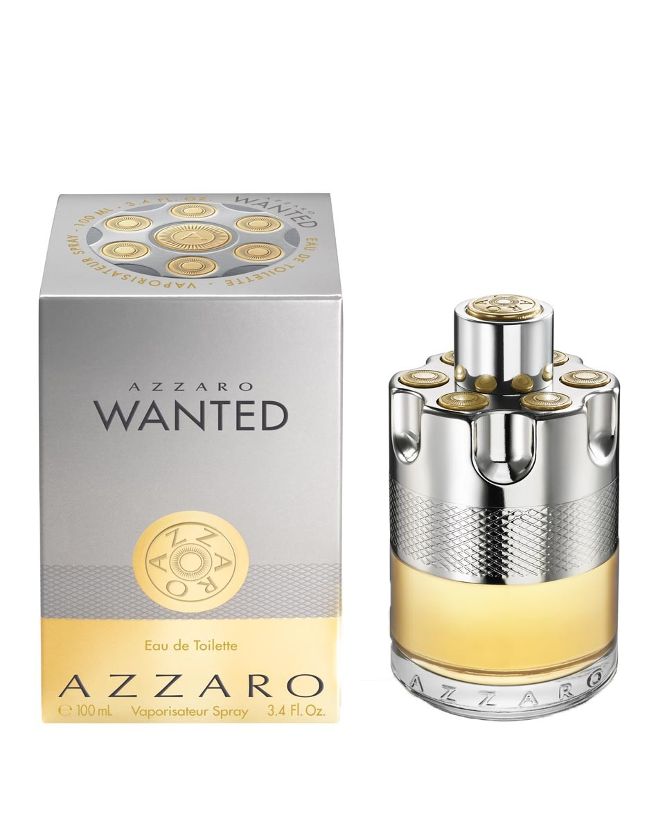 wanted azzaro homme