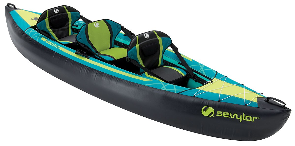 canoe gonflable sevylor