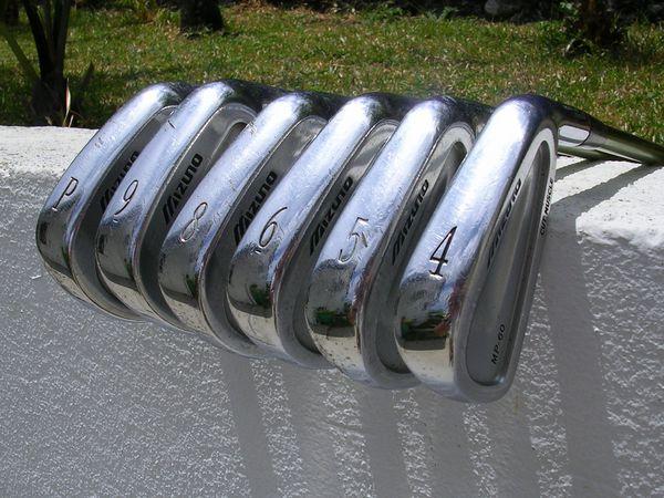 club de golf occasion