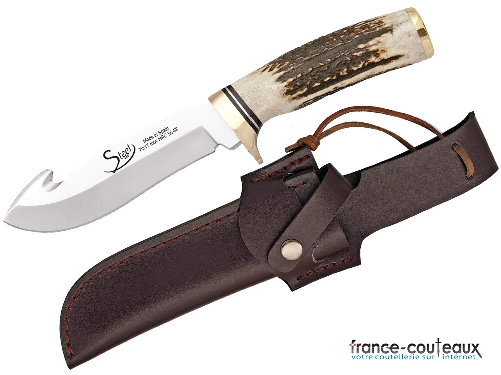 couteau chasse