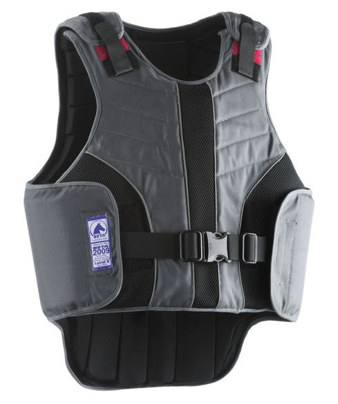 gilet de protection equitation enfant