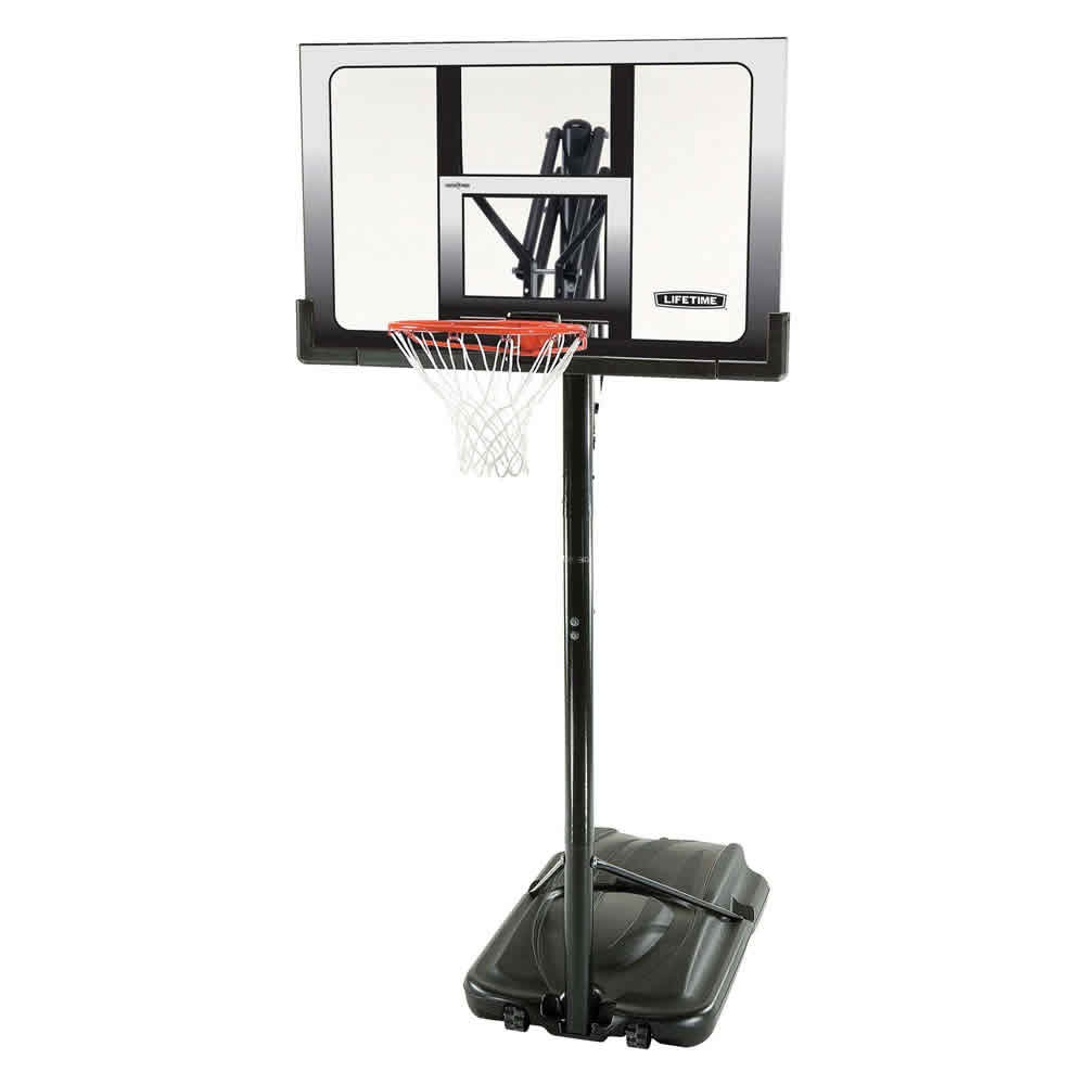 panier de basket amovible