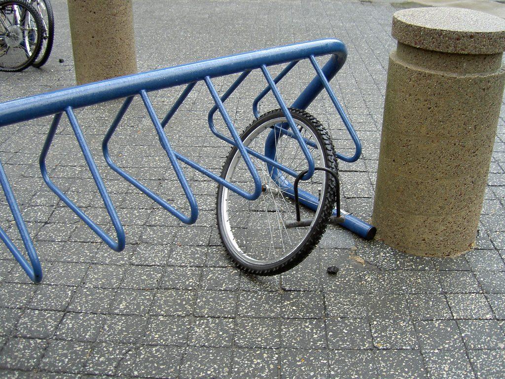 que faire en cas de vol de vélo