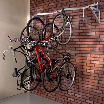 rangement vélo garage