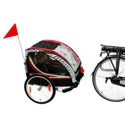 remorque bébé vélo