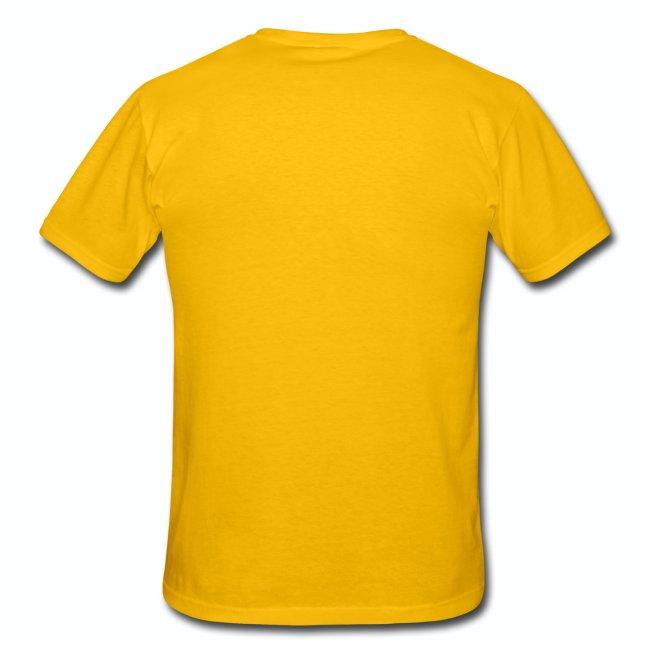 t shirt jaune