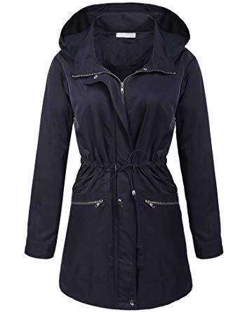 veste pluie femme