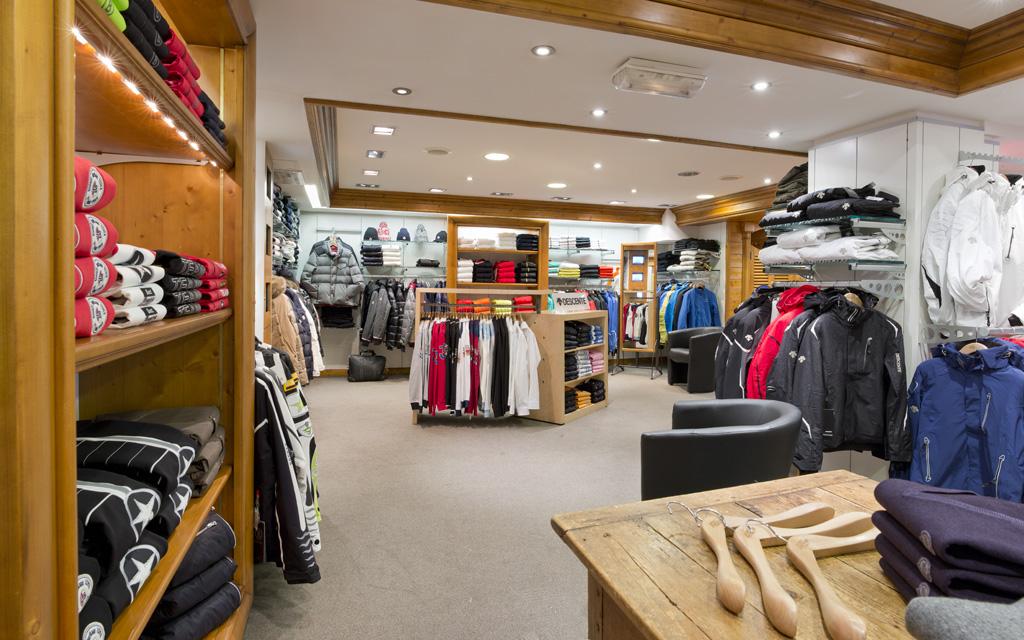 boutique de sport