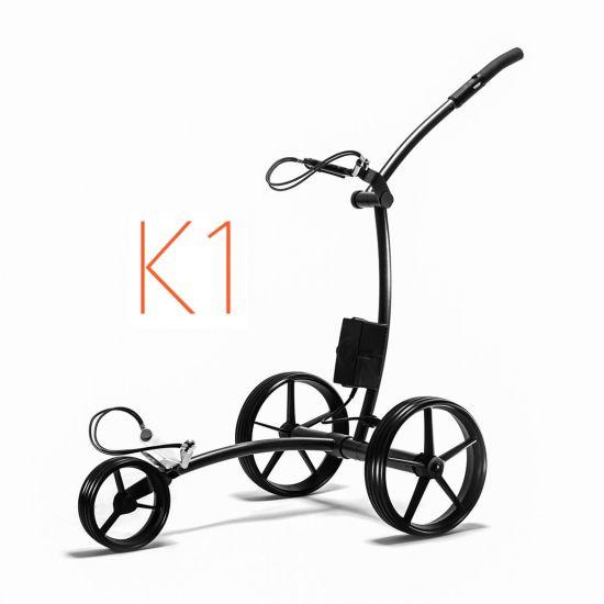 chariot electrique golf