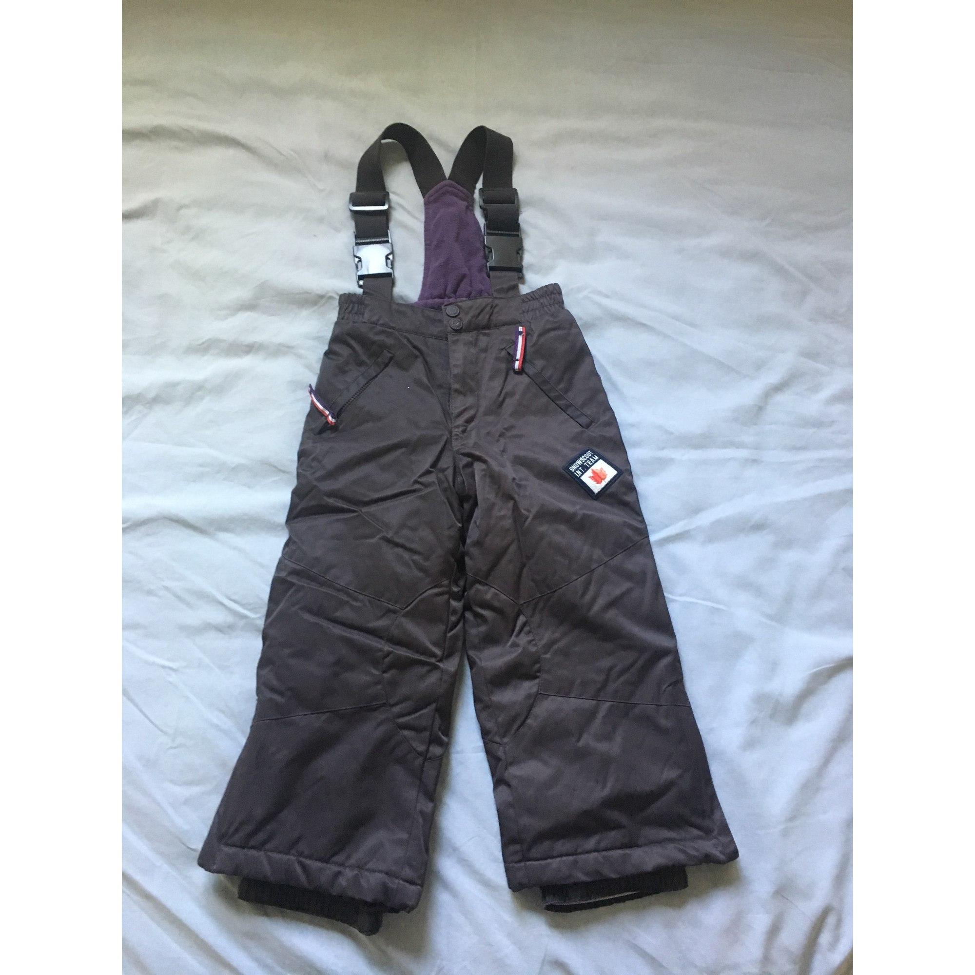 pantalon de ski 3 ans