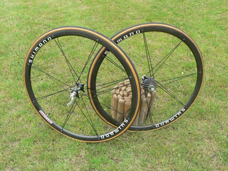 roue velo occasion