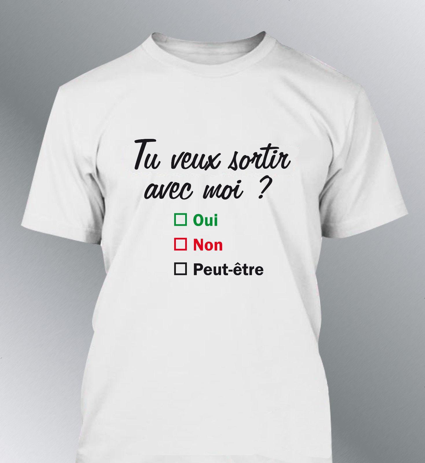 t shirt personnalisé