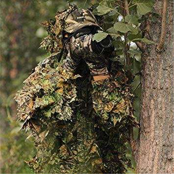 tenue camouflage