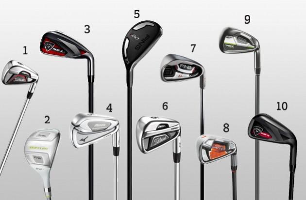 golf materiel