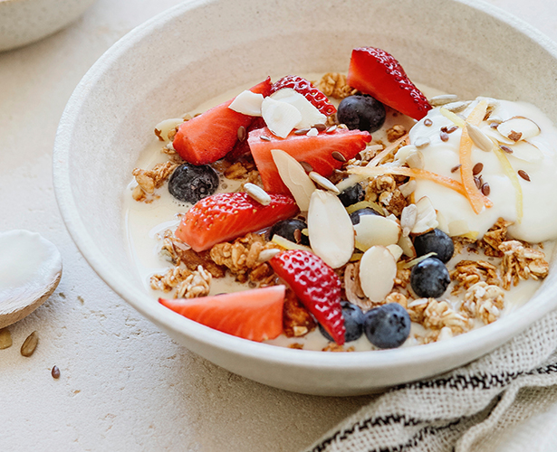 proteine petit dejeuner