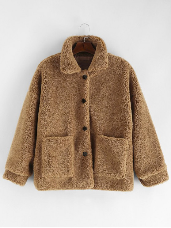 veste molletonnée